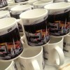 Mugs galore going out the door!